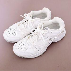 Nike White Athletic Sneakers